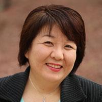Chiyoko Kikuchi, Regional Vice President