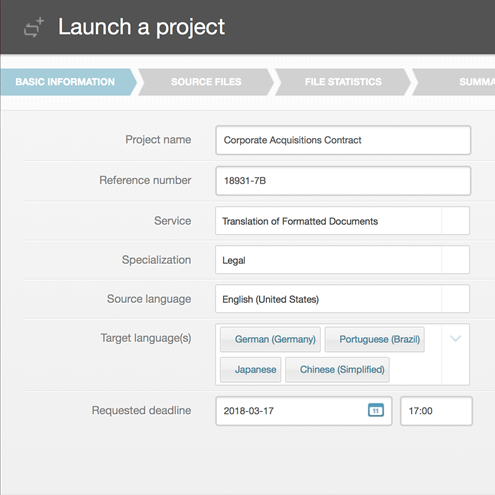 SimulTracker Launch Project